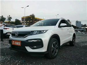 出售本田XRV一辆分期非洲户可办价格是提车款