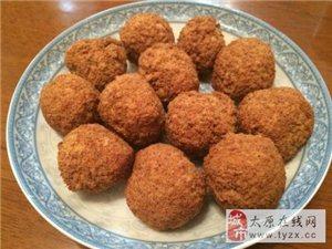 五台山土特产,红烧豆腐,丸子