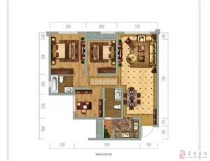 远大盛景 高品质小区  3室2厅2卫53万元