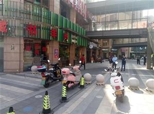 吴中地铁口旁,独立沿街餐饮旺铺!高收益回报