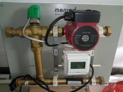 曼瑞德混水系统