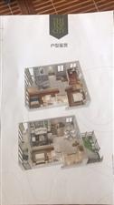 领秀城楼中楼80平仅售66万户型漂亮楼层佳
