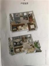 个人急售领秀城复式楼4室2厅3卫就读三小新六中