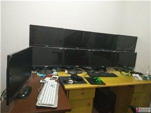 10台左右组装电脑500元-1500元不等