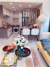 市区复式公寓,首付30万买两室两厅,可自住可办公