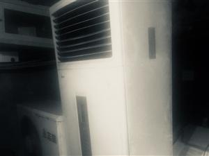 出售志高120柜式空调一台,冷暖2用。8成新