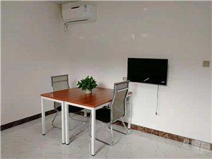 张江附近独栋别墅办公室出租,拎包办公,可注册
