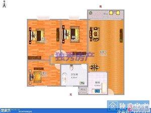 桐城碧桂園3室2廳1衛72萬元
