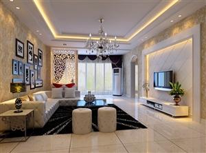 大印经典花园2室2厅1卫2300元/月可短租