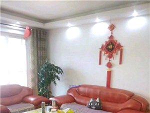 园林小区龙泽居全新精装电梯三房首次出租3000元