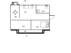 10504财政局家属楼2室1厅1卫28万元