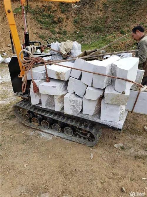 出售全新履带运输车田园山地运输车运木头水果石料等