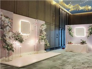 珠海市酒店婚宴会议会展活动,开业庆典行架背景