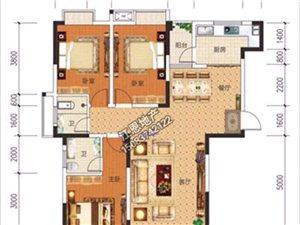 无敌江景现房阳光新都3室2厅2卫79.8万元