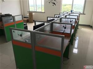 二手办公桌、屏风桌,便宜出售