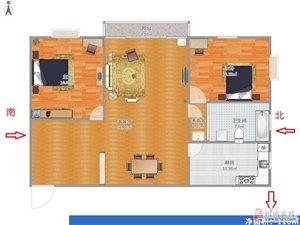 阅城国际花园2室2厅1卫63.8万元