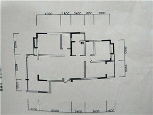 天成名都4室2厅2卫75万元.带约90平米花园