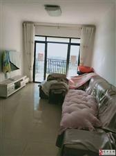 兆南两房带家具家电1600/月