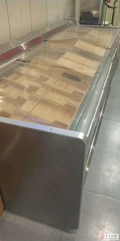风冷保鲜展示柜