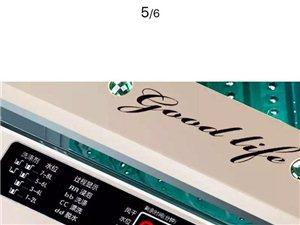 申花8公斤全自动洗衣机家用小型波轮