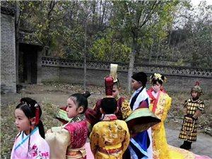 平輿夢想金話筒的寶貝們,參加河南電視臺《寶貝學堂》