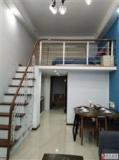 四季花城1室1�d1�l���loft公寓出租
