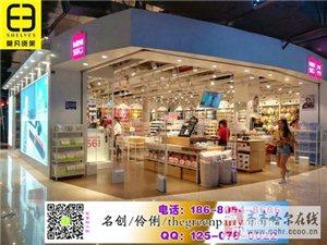 绿党货架、潮美汇货架、名创优品货架日韩精品店