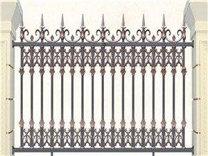 天津佳美鋁藝圍欄,樓梯護手,高端鋁藝大門定制安裝