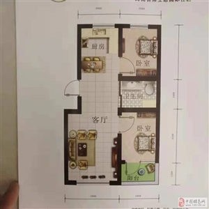 城南新区春佳经典新城2室1厅1卫55.99万元