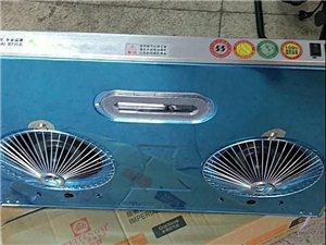 皇冠牌超薄老式双电机烟机不锈钢款高配(71Cm)
