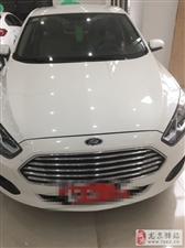 2015款福特1.5L手动舒适型