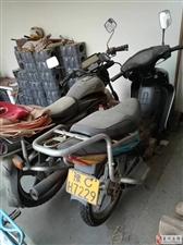 出售闲置摩托车两辆
