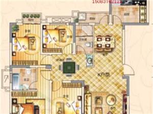 经典户型!龙翔国际电梯4室2厅2卫88.8万元