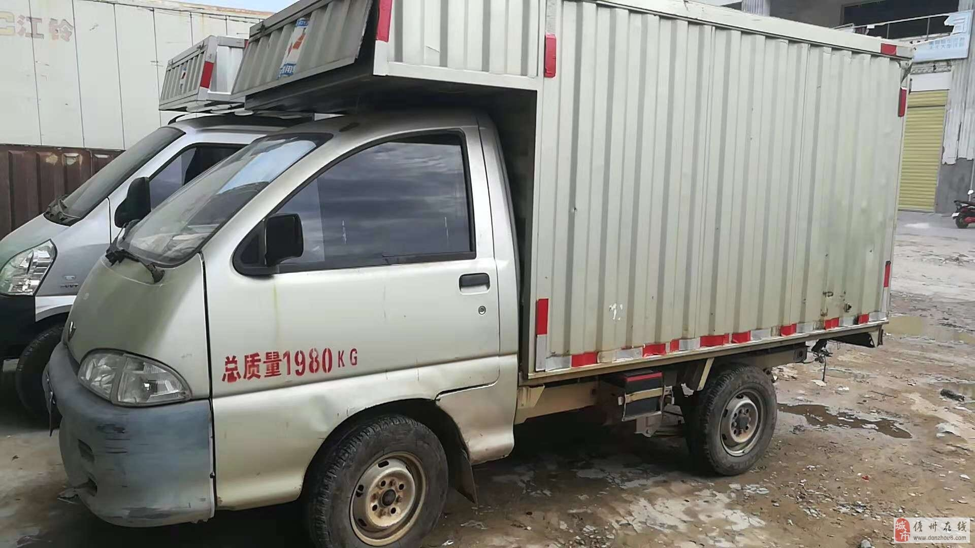 出售五菱小货车