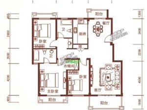 龙翔国际毛坯3室2厅2卫电梯黄金楼层78万元