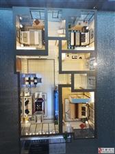 云星公园系3室2厅2卫80万元