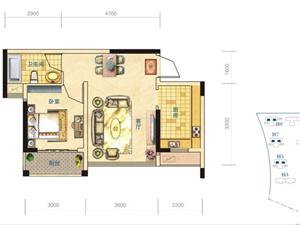 特价35.8万,客天下鹭湖中央11楼1房(见下图,转合同)