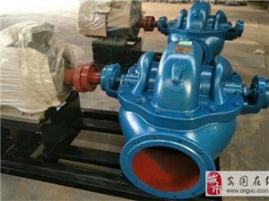 雙吸泵廠家@安國安生產雙吸泵廠家是哪個