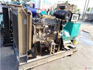 发电机组租赁回收服务