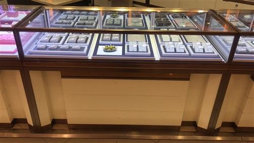 本店现有珠宝柜台三四十米低价处理
