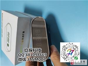 家用安防Z10高清1080P红外夜视WIFI闹钟