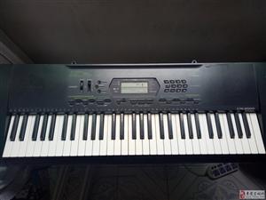金沙国际网上娱乐9成新卡西欧CTK-2000电子琴一台