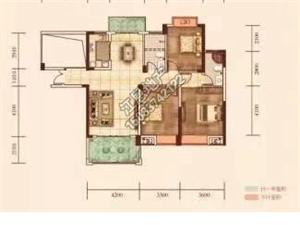 现房在手御龙城3+1户型电梯房大阳台78万元