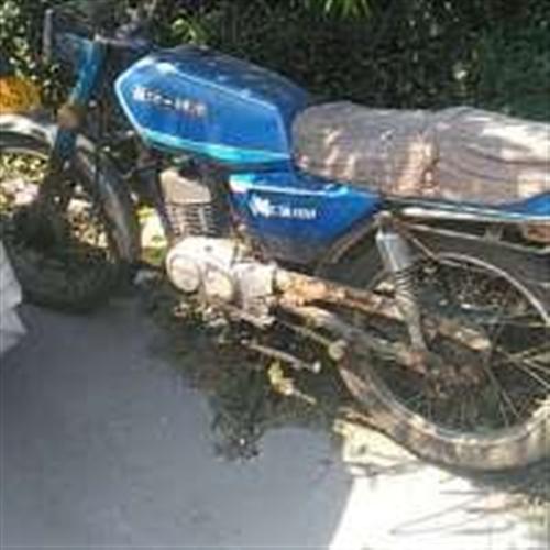 转让大阳90摩托车500元