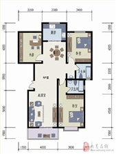枣乡花园住宅小区3室2厅2卫45万元