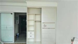 顾家公寓46平米精装家电齐全1500元/月