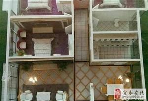 荷塘月色小区三楼302号135平米-送车库-袁州