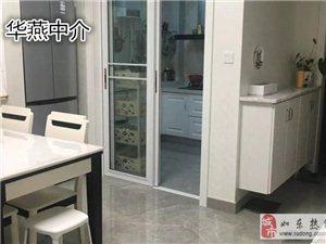 华燕中介碧桂园带电梯22楼76平80万精装拎包入住