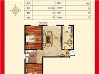 藍波圣景,水暖,通透兩居,單價7600
