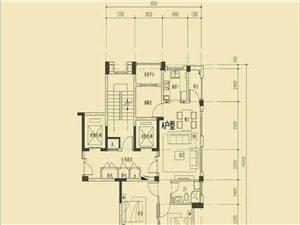 尚诚中介:祥生翰林府3室2厅94平98.8万无大税